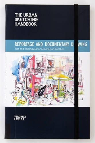 libro reportage and documentary drawing: tips and techniques