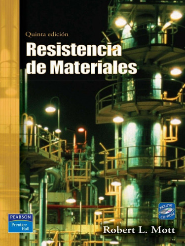 libro resistencia de materiales 5ta edición robert l. mott