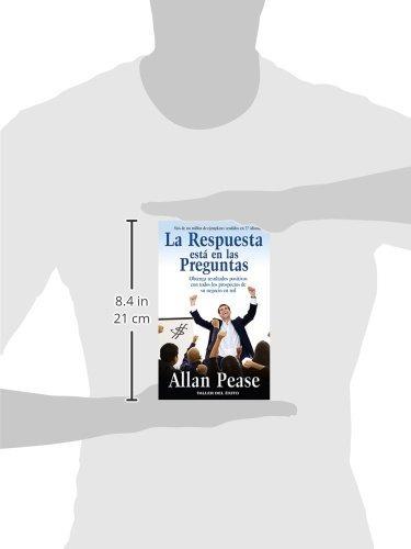 libro : respuesta esta en las preguntas, la  - allan pease
