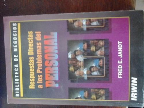libro: respuestas directas a problemas de personal