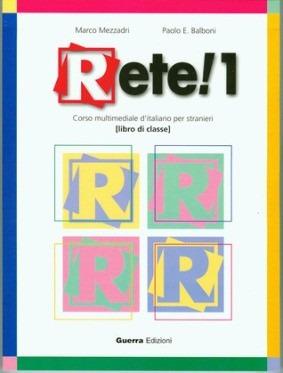 libro, rete! 1 libro di classe de marco mezzadri.