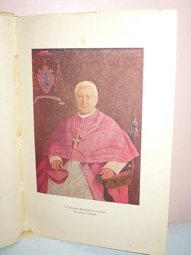 libro retornó monseñor cagliero edicion 1966