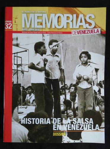 libro revista historia de la salsa en venezuela