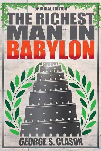 libro richest man in babylon - original edition - nuevo