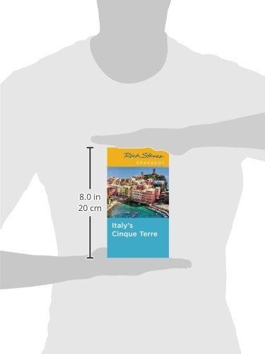Libro Rick Steves Snapshot Italys Cinque Terre Nuevo 69000