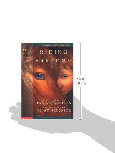 libro riding freedom - nuevo