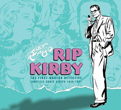 libro rip kirby volume 1 - nuevo