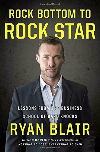 libro rock bottom to rock star: lessons from the business