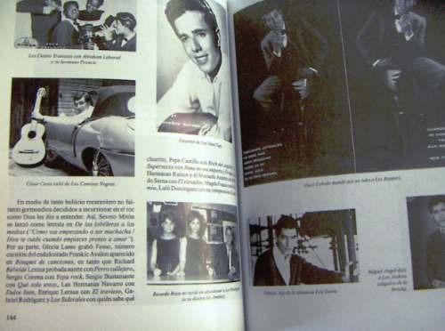 libro, rock mexicano, guaraches de ante azul, federico arana