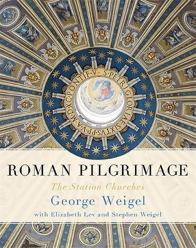 libro roman pilgrimage: the station churches - nuevo