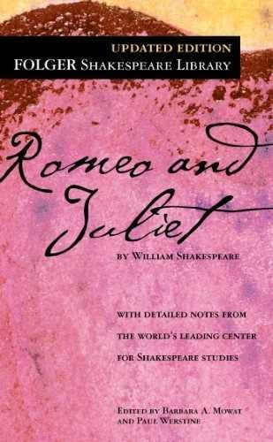 libro romeo and juliet - nuevo