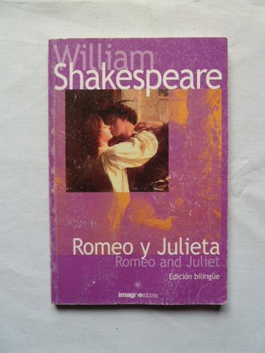 libro romeo y julieta edicion bilingue