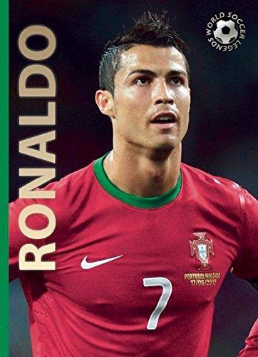 libro ronaldo - nuevo
