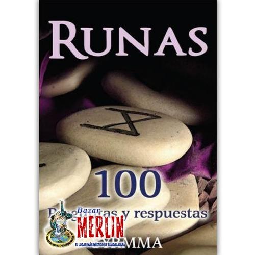 libro runas 100 preguntas y respuesta