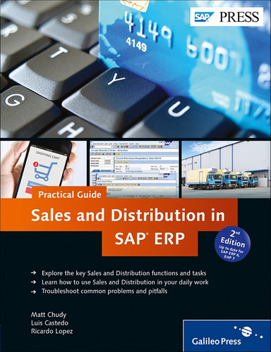 libro sales and distribution in sap erp practical guide