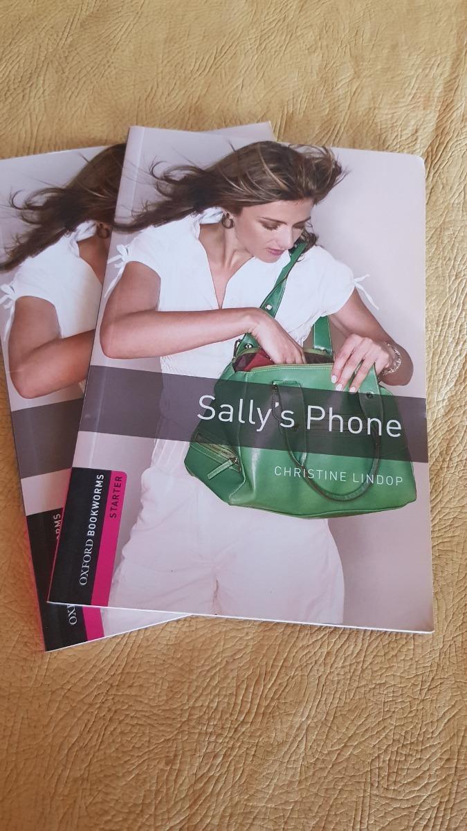 Book Sallys Phone