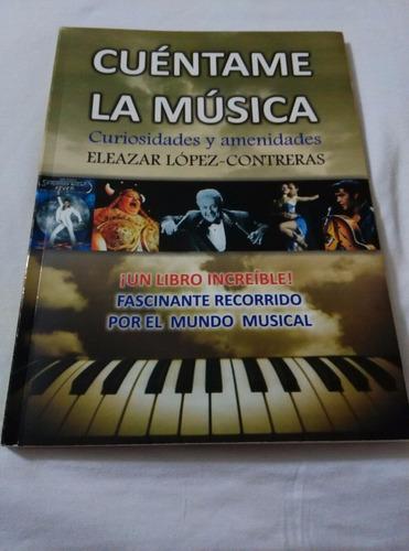 libro salsa cuentame la musica
