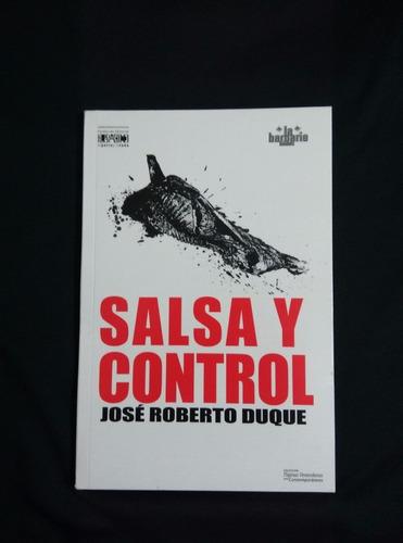 libro salsa salsa y control