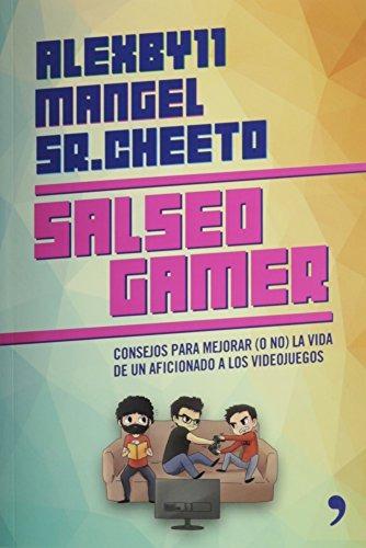 libro salseo gamer - nuevo