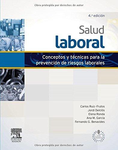 libro salud laboral (acceso online) - nuevo