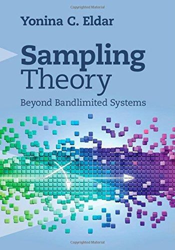 libro sampling theory: beyond bandlimited systems - nuevo
