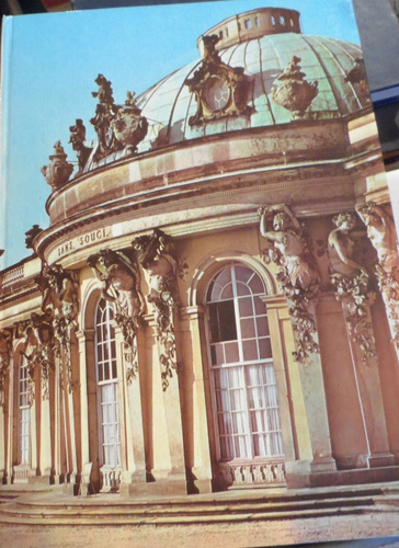 libro sanssouci schlösser-gärten-kunstwerke