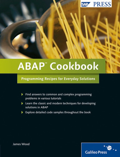 libro sap abap cookbook programming recipes for everyday