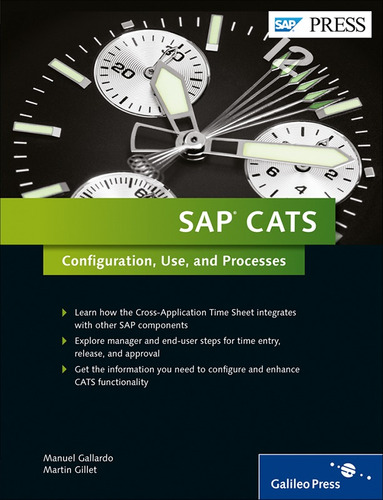 libro sap cats configuration, use, and processes