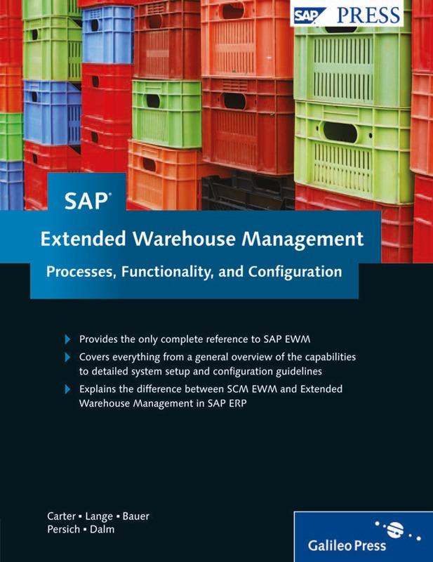Libro Sap Extended Warehouse Management Processes