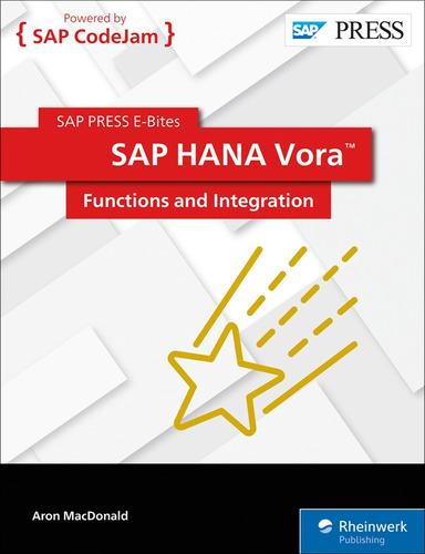 libro sap hana vora functions and integration