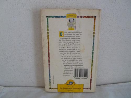 libro saquen una hoja de mario pergolini / ale rozitchner