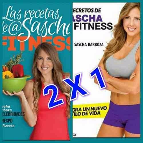 libro sascha fitness ¡¡ponte en forma ya¡¡