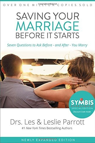 libro saving your marriage before it starts: seven questio