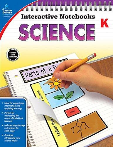 libro science, grade k - nuevo
