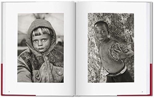 libro sebastiao salgado: children / enfants / kinder - nuevo