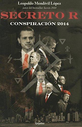 libro secreto r: conspiración 2014 - nuevo