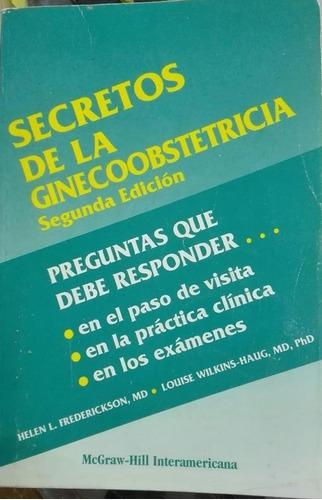 libro secretos de la ginecoobstetricia edicion 2° envio grat