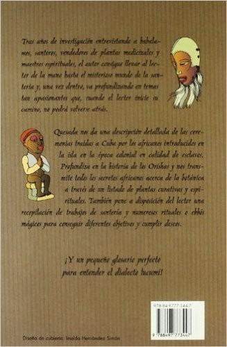 libro secretos de santería afrocubana - quesada - obelisco