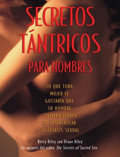libro secretos tántricos para hombres autoayuda