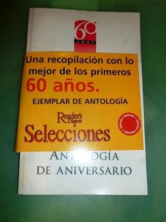 libro selecciones antologia 60 aniversario