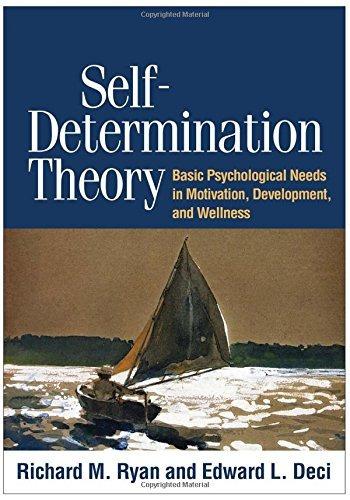 libro self-determination theory: basic psychological needs i