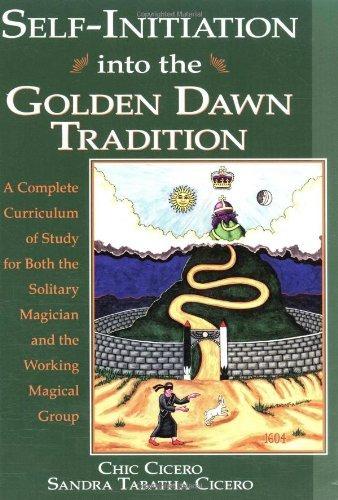 libro self-initiation into the golden dawn tradition: a comp