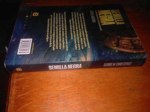 libro semilla negra: el misterio de la extinción maya