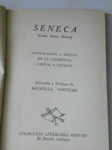 libro seneca  el mundo antiguo