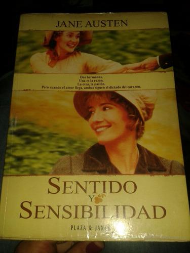 libro sentido y sensibilidad jane austen