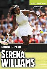 Sports Libro In In Serena Libro WilliamsLegends Serena Sports WilliamsLegends fgYb7y6