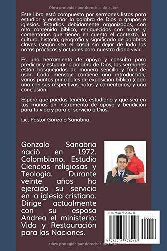 Libro : Sermones Cristianos Para Predicar El Domingo -