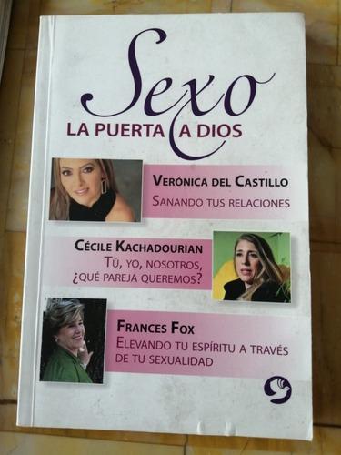 libro  sexo la puerta a dios