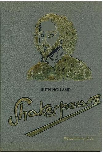 libro, shakespeare de ruth holland.