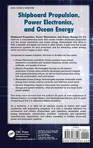 Download e-book Shipboard Propulsion, Power Electronics, and